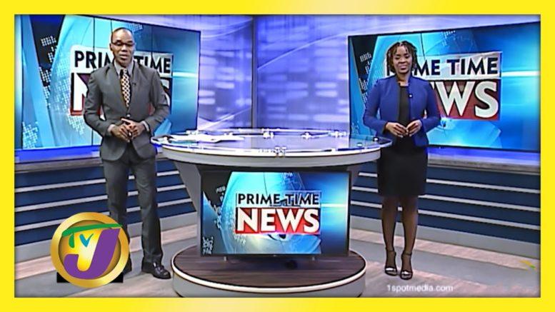 TVJ News: Headlines - August 18 2020 1