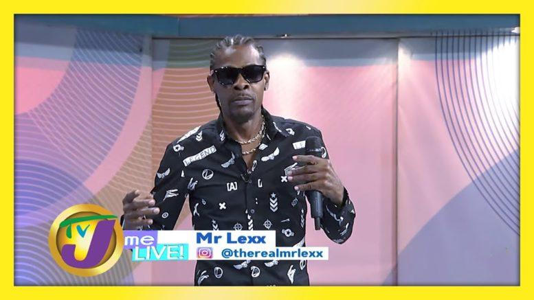 Mr Lexx: Daytime Live Performance - August 18 2020 1