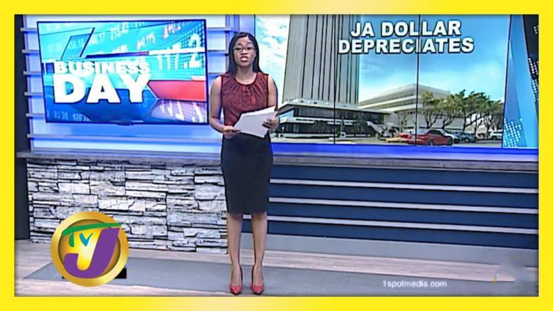 BOJ Admits to Dollar Depreciation: TVJ Business Day - August 18 2020 1