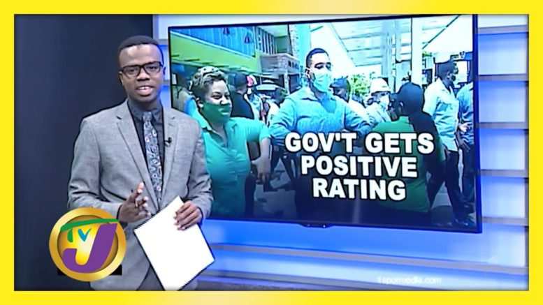 Poll: Government Gets Positive Ratings - August 18 2020 1
