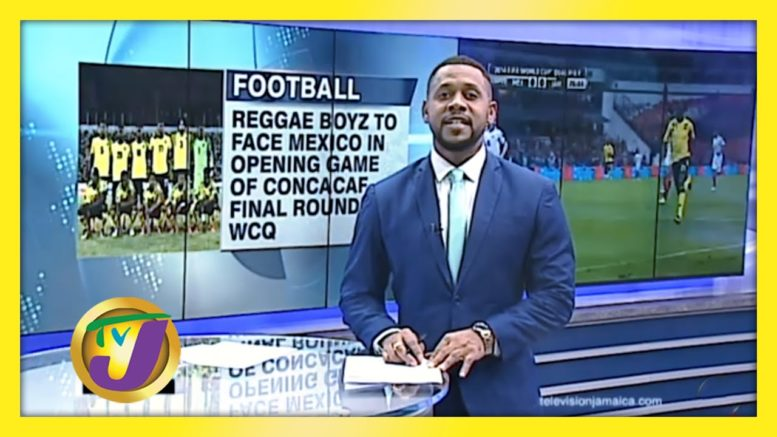 Reggae Boyz Face Mexico in Opening Game of CONCACAF Final Round WCQ - August 19 2020 1