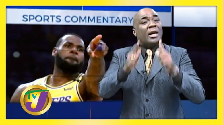TVJ Sports Commentary - August 19 2020 1