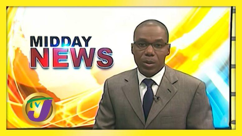 PNP Leader Confident Despite Polls | May Pen Market Fire - August 20 2020 1