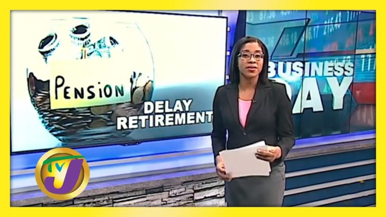 Workers Urged to Delay Retirement - August 20 2020 1
