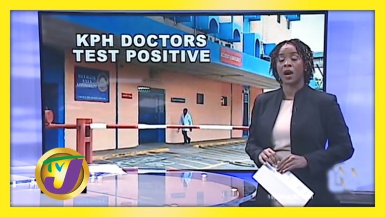 2 Doctors Tested Positive for Covid at KPH - August 21 2020 1