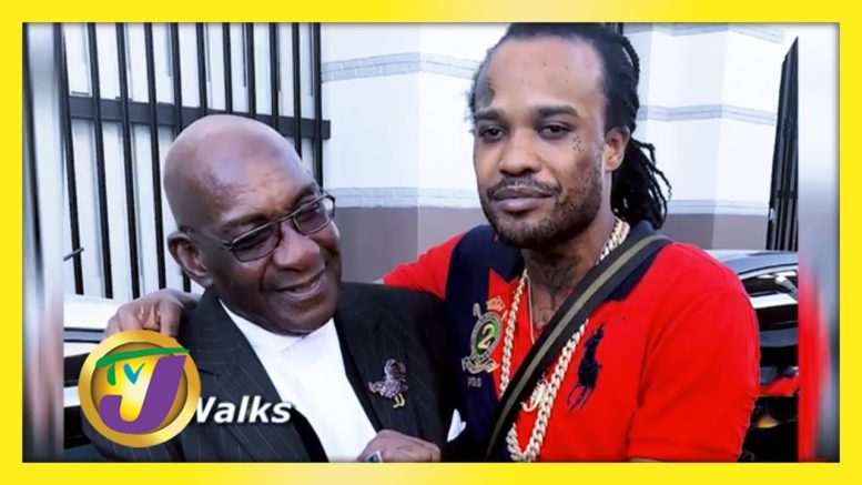 Tommy Lee: TVJ Entertainment Report - August 21 2020 1