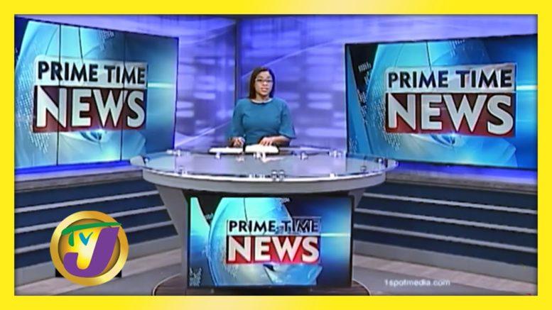 TVJ News: Headlines - August 22 2020 1