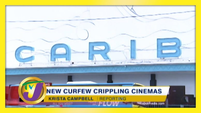 New Curfew Crippling Cinemas - August 22 2020 1