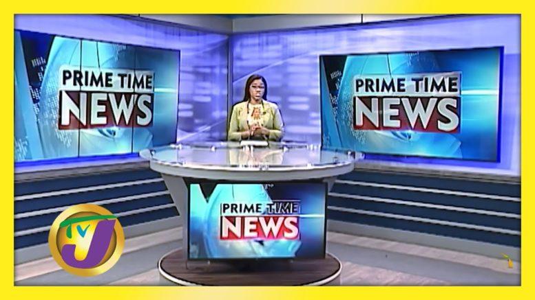 TVJ News: Headlines - August 23 2020 1