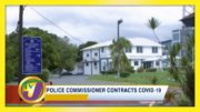 Police Commissioner Contracts Covid-19 - August 23 2020 5