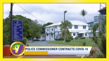 Police Commissioner Contracts Covid-19 - August 23 2020 6