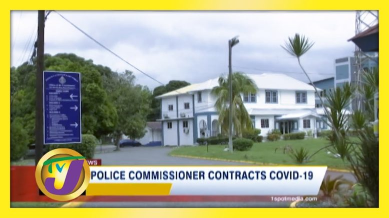 Police Commissioner Contracts Covid-19 - August 23 2020 1