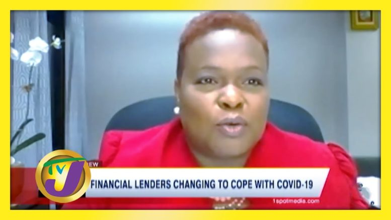 Financial Leaders Changing to Cope with Covid-19 - August 23 2020 1