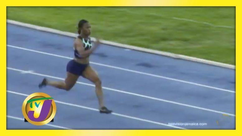 Shelly-ann Fraser Pryce World Leading Time - August 23 2020 1