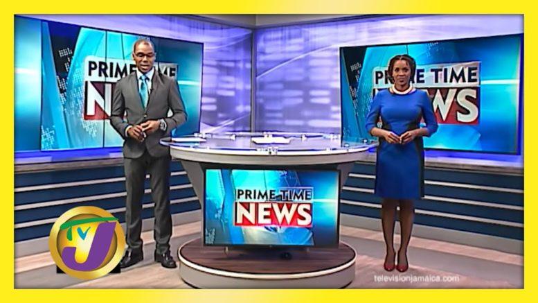 TVJ News: Headlines - August 24 2020 1