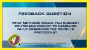 TVJ News: Feedback Question - August 24 2020 3