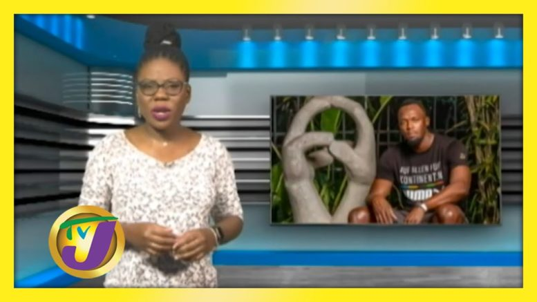 Sprint King Usain Bolt: TVJ Entertainment Report - August 24 2020 1