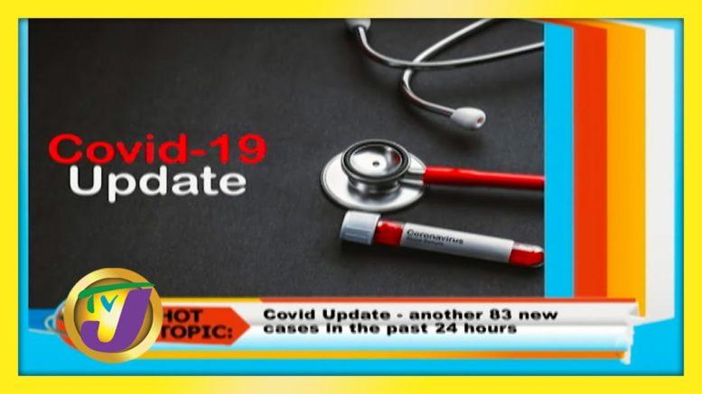 TVJ Smile Jamaica: Hot Topic - August 25 2020 1
