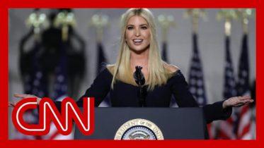 Ivanka Trump describes dad when 'cameras have left' 6