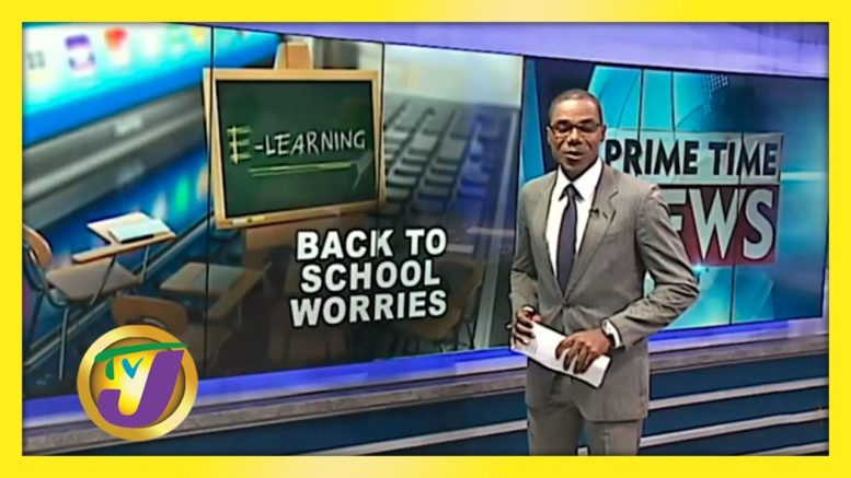 Back to School Worries - August 25 2020 1