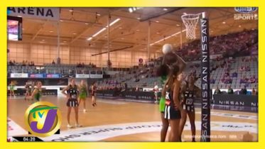 Netball Sunshine Girls Captain Jhaniele Fowler Produces Impressive Win - August 25 2020 6