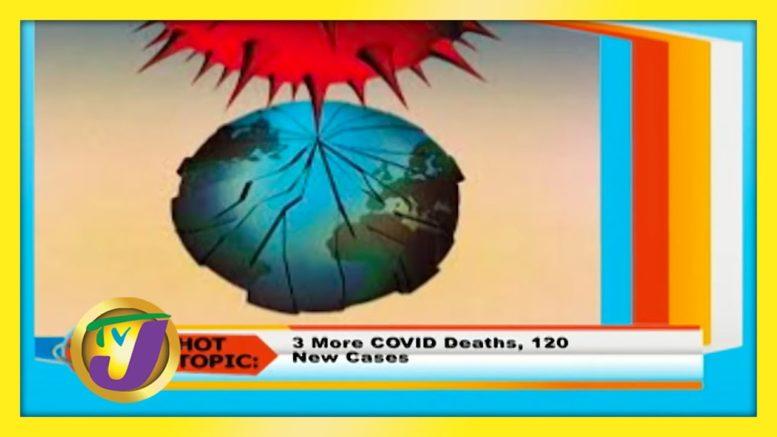TVJ Smile Jamaica: Hot Topics - August 26 2020 1