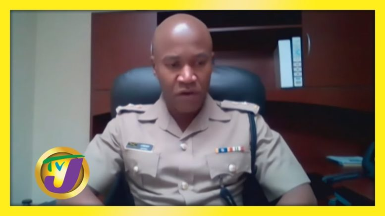 JDF Lock Down Lt. Col. Dameon Creary Explains - August 26 2020 1