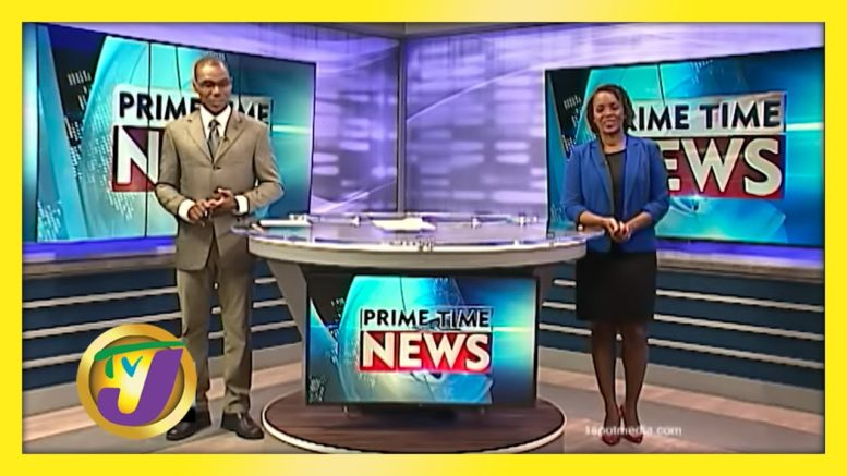 TVJ News: Headlines - August 26 2020 1