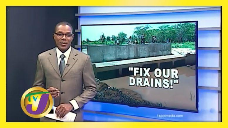 Flood Fear in Clarendon - August 26 2020 1