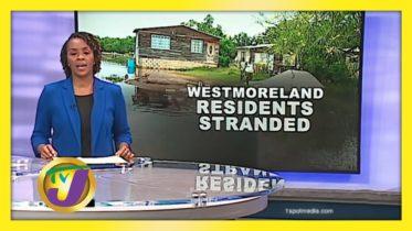 Families Marooned in Westmoreland: TVJ News - August 26 2020 5