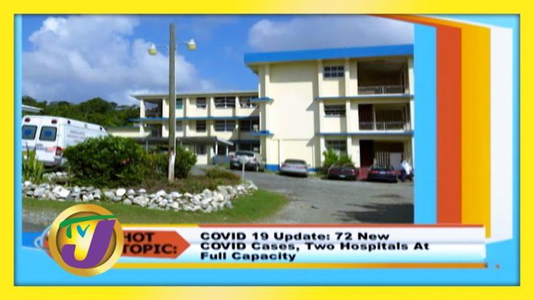 TVJ Smile Jamaica: Hot Topic - August 27 2020 1