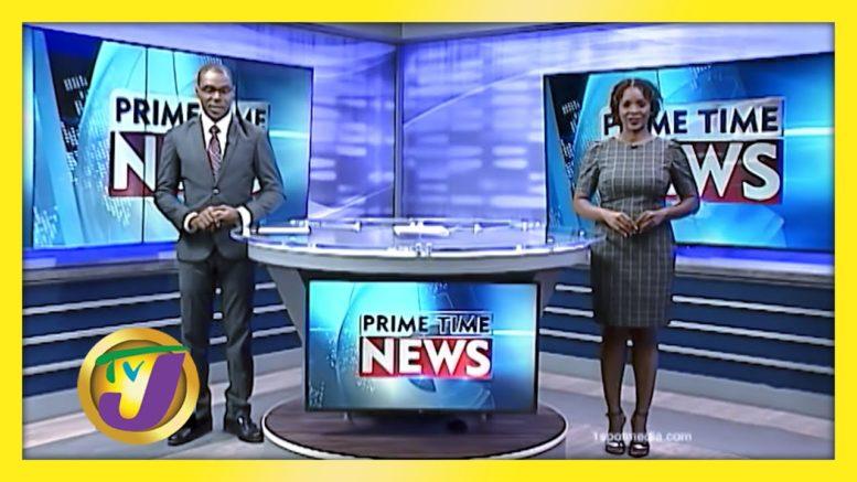 TVJ News: Headlines - August 27 2020 1