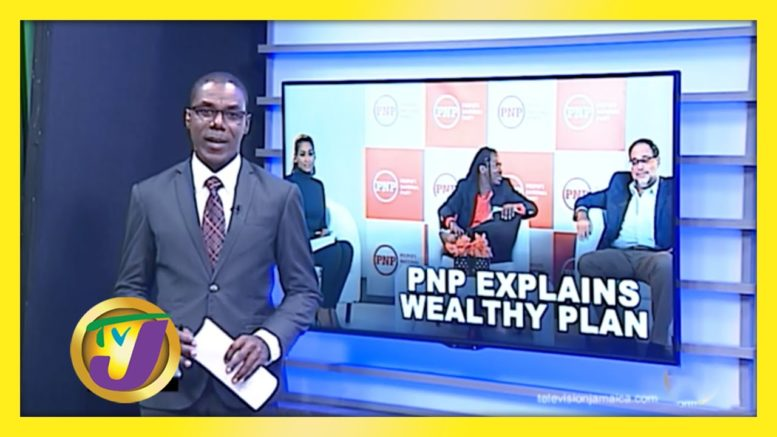 """PNP say its """"Wealthy Plan"""" can Work - August 27 2020 1"""