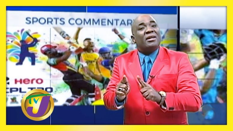 TVJ Sports Commentary - August 27 2020 1
