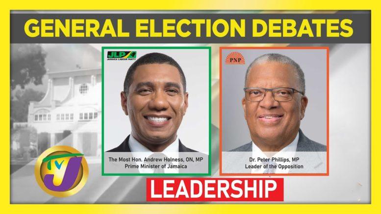 Jamaica National Election Debate 2020: Topic Leadership (PROMO) Tonight @9PM 1