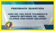TVJ News: Feedback Question - August 28 2020 3