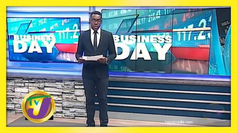 TVJ Business Day: Financial Week - August 28 2020 1