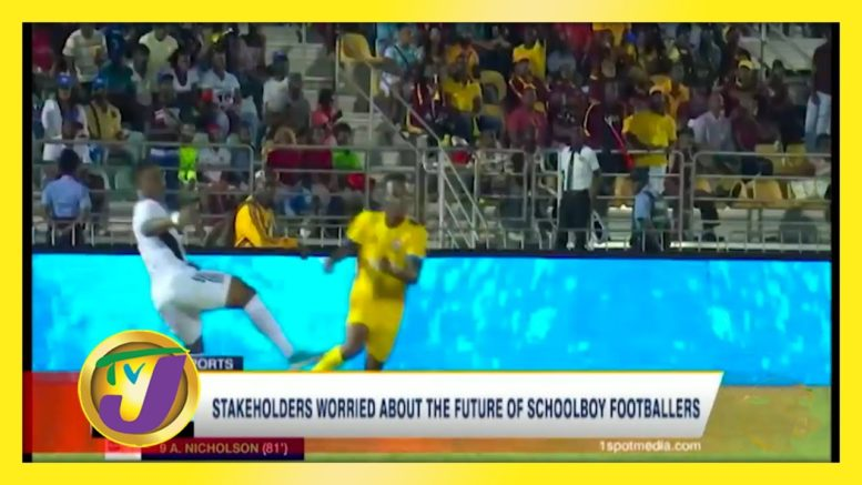 Stakeholders Worried About the Future of Schoolboy Footballers - August 28 2020 1