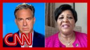 Jake Tapper to Alice Johnson: Do you endorse Trump? 3