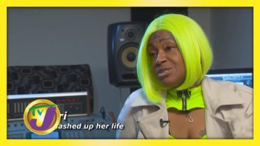 A'Mari Neko Mashed up Her Life: TVJ Entertainment Report - August 28 2020 6