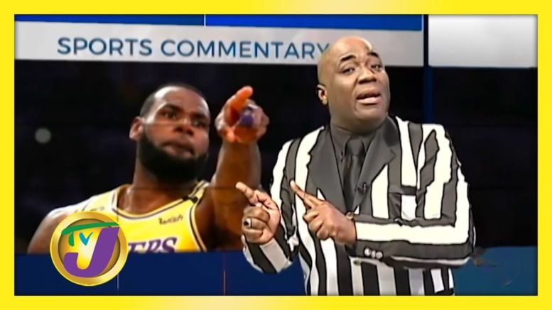 TVJ Sports Commentary - August 28 2020 1