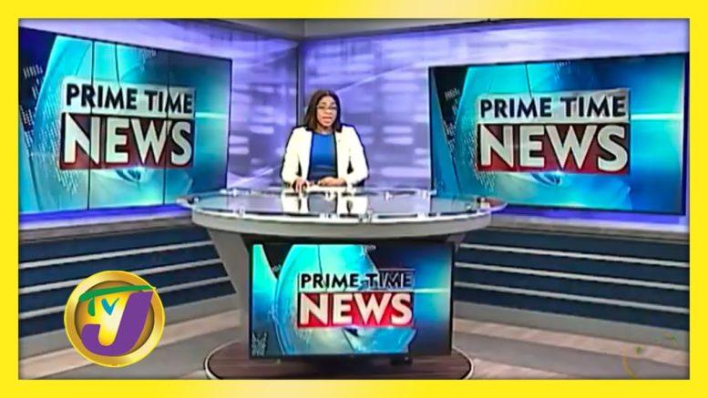 TVJ News Headlines - August 29 2020 1