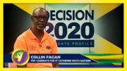 PNP Candidate for St Catherine South Eastern Colin Fagan: Decision 2020 Jamaica Vote 5