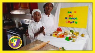 Chef Mummy Myers & Adam in the Kitchen - August 31 2020 4