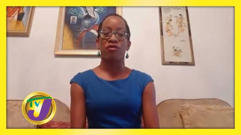 Nyasha Griffith Discusses the SOS Children's Villages Jamaica - August 31 2020 1