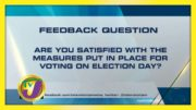 TVJ News: Feedback Question - August 31 2020 5