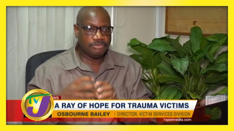 TVJ Ray of Hope for Trauma Victims - August 31 2020 1