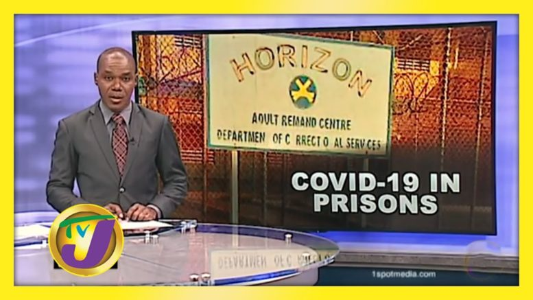 Oppostion Blames Gov't for Covid at Prison - August 31 2020 1