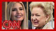 New audio of Trump's sister: Ivanka Trump is a mini-Donald 2