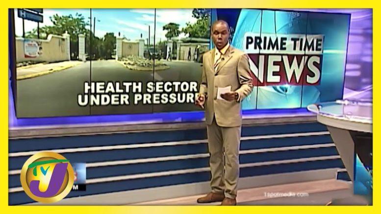 Health Sector Under Pressure - September 1 2020 1